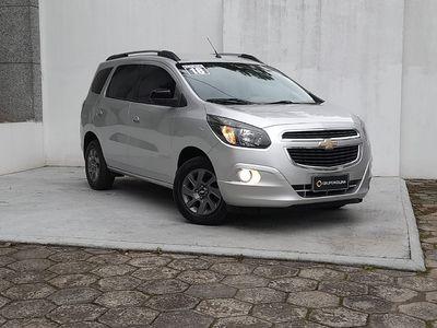 Chevrolet Spin Advantage 5S 1.8 (Flex) (Aut) 2018}