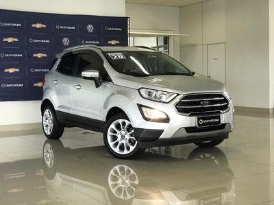 Ford Ecosport Titanium Plus 1.5 (Automático) 2020}