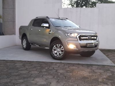 Ford Ranger Limited 3.2 Diesel 4x4 AT 2018}