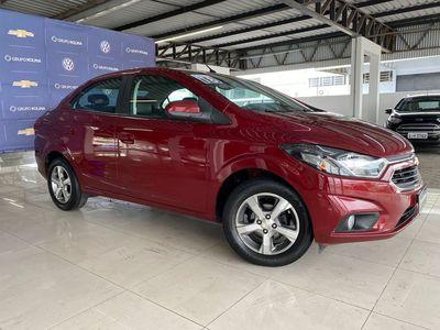 Chevrolet Prisma LTZ 1.4 2018}