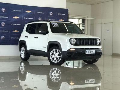 Jeep Renegade 1.8 Sport (Auto) 2019}