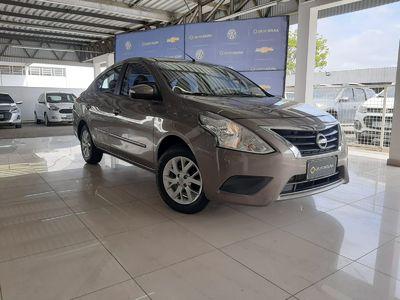 Nissan Versa 1.6 SV 2016 2019}