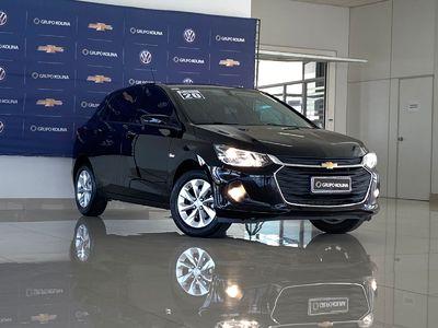 Chevrolet Onix LTZ 1.0 Turbo 2020}
