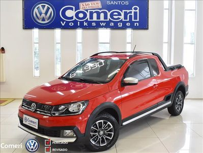 Volkswagen Saveiro Cross CE 2017}