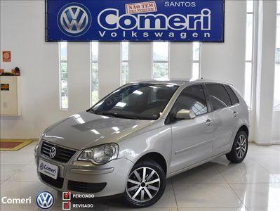 Volkswagen Polo . 1.6 8V E-Flex (Flex) 2012}