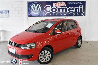 Volkswagen Fox 1.6 VHT I-Motion (Flex) 2013}