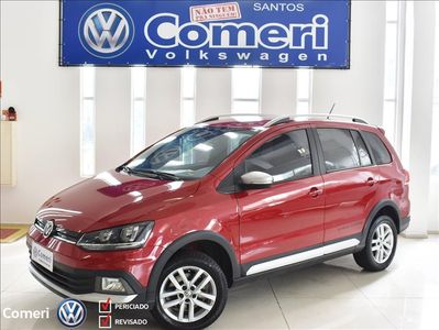 Volkswagen Space Cross 1.6 MI 8V FLEX 4P MANUAL 2015}