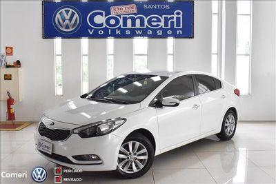Kia Motors Cerato 1.6 16V (aut) 2016}