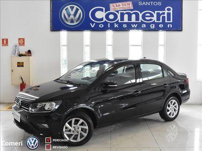 Volkswagen Voyage  2019}