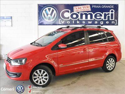 Volkswagen SpaceFox Trend 1.6 MI (Flex) 2013}