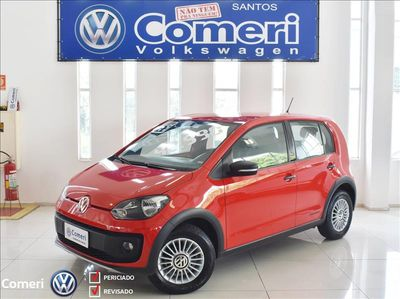 Volkswagen up! track 1.0 2017}