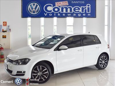 Volkswagen Golf Highline 1.4 TSI Tiptronic 2017}