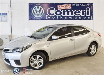 Toyota Corolla Sedan 1.8 Dual VVT-i GLI (aut) (flex) 2015}