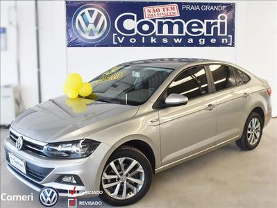 Volkswagen Virtus Comfortline 200 TSI (Aut) 2019}