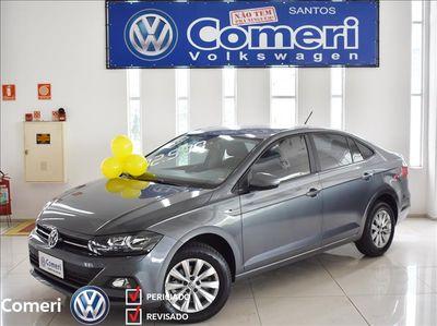 Volkswagen Virtus Comfortline 200 TSI (Aut) 2018}