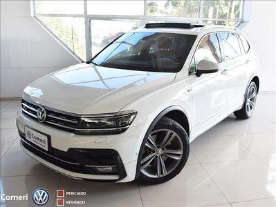 Volkswagen Tiguan R-Line 2.0 TSI 2018}