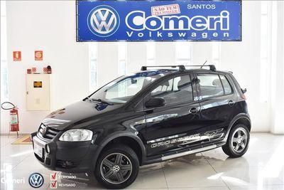 Volkswagen CrossFox 1.6 MI 16V 2009}