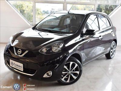 Nissan March 1.6 SL 2016 2015}