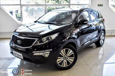 Kia Motors Sportage LX 2.0 2012}