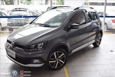 Volkswagen Fox Xtreme 1.6 2019}