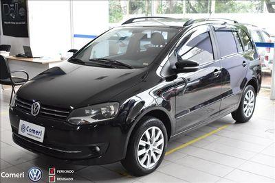 Volkswagen SpaceFox 1.6 MI I-Motion 2011}