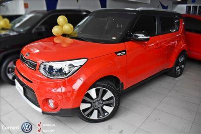 Kia Motors Soul 1.6 16V U.121 2017}