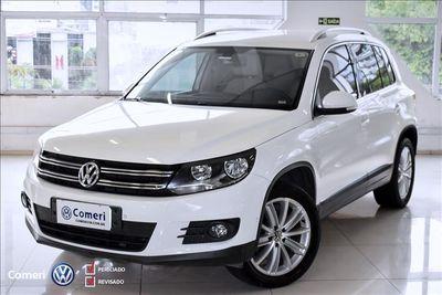 Volkswagen Tiguan R-Line 2.0 TSI 2012}