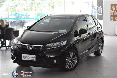 Honda Fit New  EXL 1.5 16V (flex) 2017}