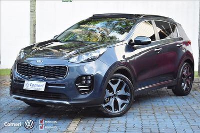 Kia Motors Sportage EX 2.0 16V (aut) 2018}