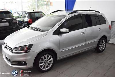 Volkswagen SpaceFox Comfortline 1.6 I-MOTION 2015}