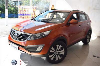 Kia Motors Sportage EX 2.0 16V (aut) 2014}