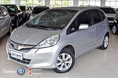 Honda Fit New  LX 1.4 (flex) 2013}