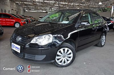 Volkswagen Polo Sedan 1.6 8V (Flex) 2012}