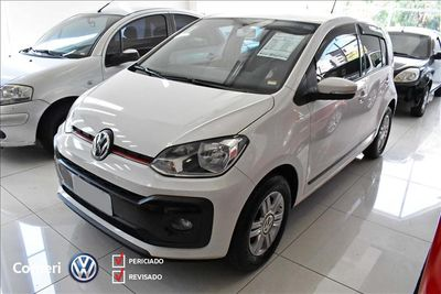 Volkswagen up! move up! 1.0 TSI 2019}