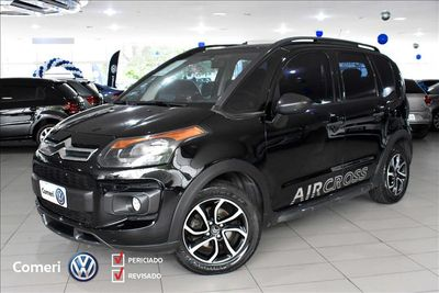 Citroën Aircross 1.6 TENDANCE 16V FLEX 4P MANUAL 2015}