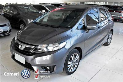 Honda Fit EX 1.5 16V (flex) (aut) 2017}