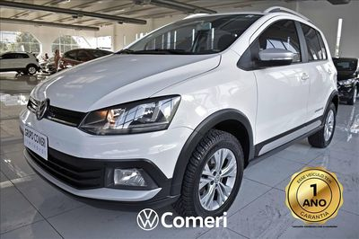 Volkswagen CrossFox 1.6 2017}