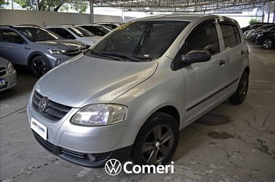 Volkswagen Fox 1.0 MI 8V FLEX 4P MANUAL 2008}