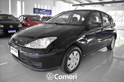 Ford Focus Hatch GLX 1.6 8V (Flex) 2008}