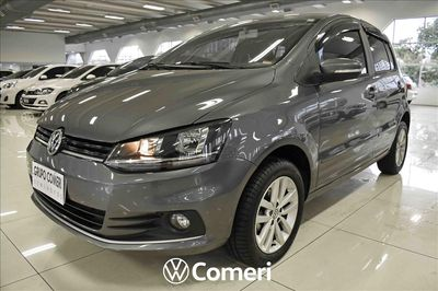 Volkswagen Fox Connect 2020}