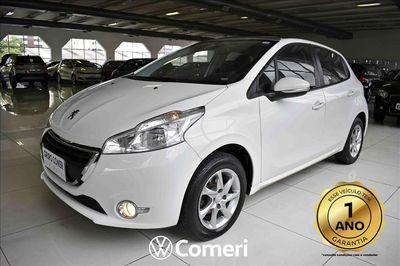 Peugeot 208 1.5 8V Allure (Flex) 2016}