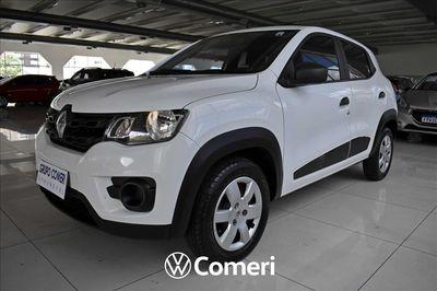 Renault KWID Zen 1.0 (Flex) 2018}