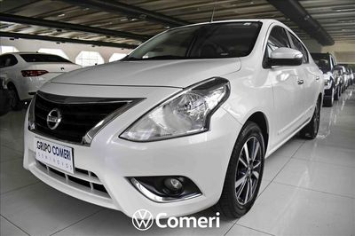Nissan Versa 1.6 Unique Xtronic 2018}