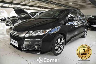 Honda City EX 1.5 16V (flex) (aut.) 2015}