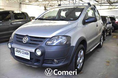 Volkswagen CrossFox 1.6 2010}
