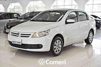 Volkswagen Voyage 1.0 2013}