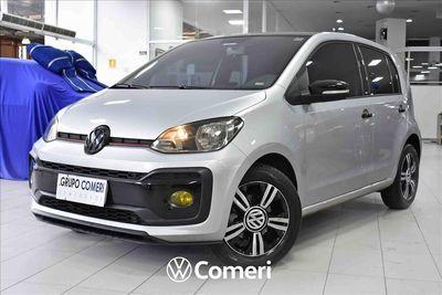 Volkswagen up! 1.0 12v Move-Up 4p 2018}
