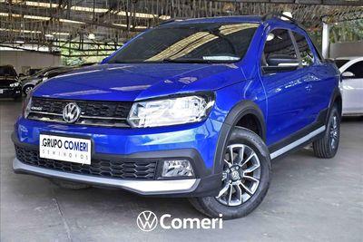Volkswagen Saveiro 1.6 Cross CD 2019}