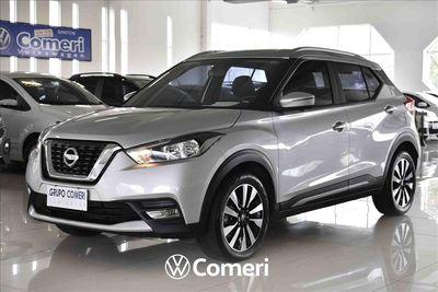 Nissan Kicks 1.6 SL Flexstart Xtronic 2019}