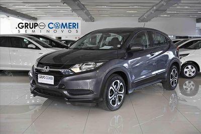 Honda HR-V LX (CVT) 1.8l 16V i-VTEC (Flex) (Auto) 2017}
